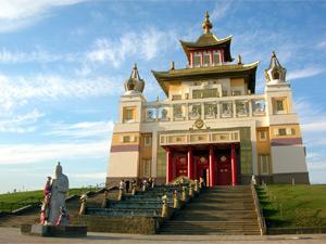 Золотой храм Будды