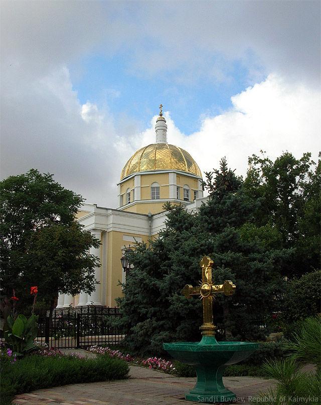 Catedral de Kazan de San Sergio de Radonezh