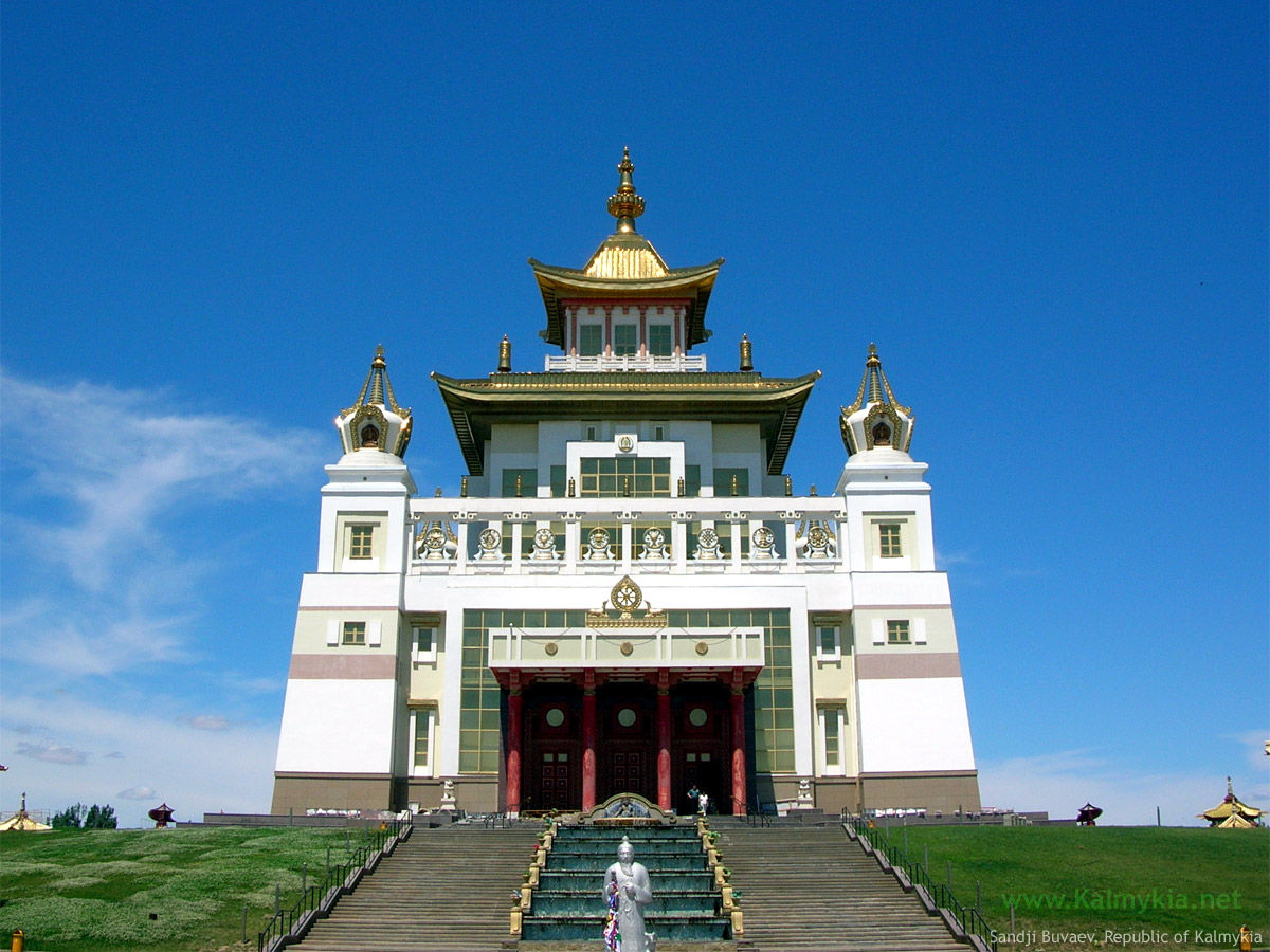 Калмыкия Тур   Туры в Калмыкию