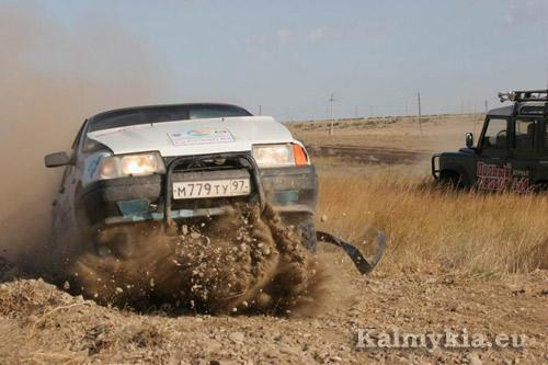 Great Kalmykia Rally