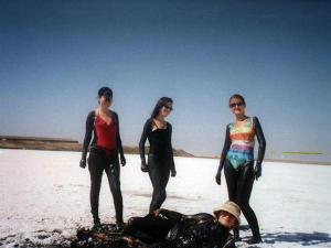 Калмыцкая грязелечебница Солёное Озеро